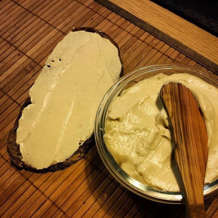 Karins miljöblogg: Cashew-ost!