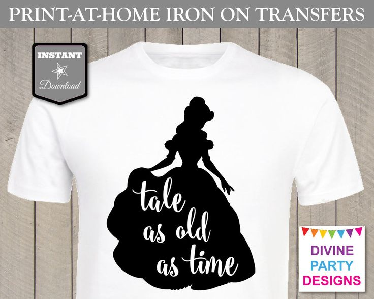 416 best Printable Iron On Transfers images on Pinterest