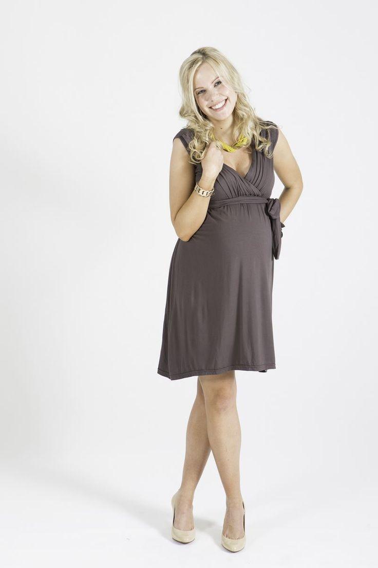 Meagan V Neck Dress