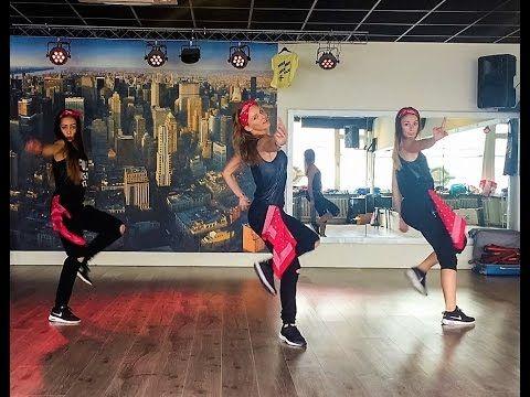 Ain't your mama - Jennifer Lopez - Easy Fitness Dance Choreography - Zumba - YouTube