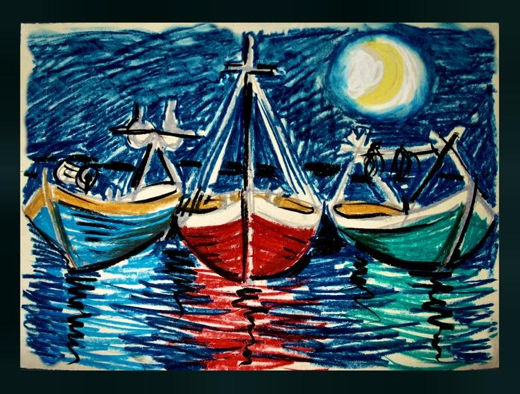 night boat yard