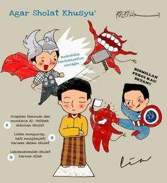 Sholat khusyuk