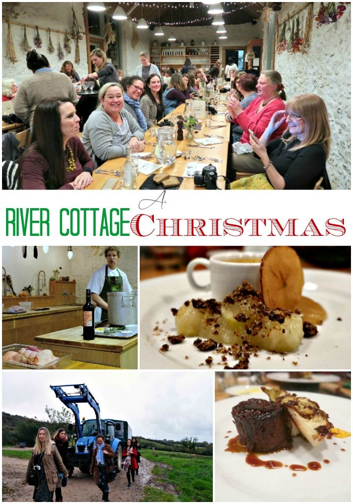 What a dream...A River Cottage Christmas- Foodies100.co.uk