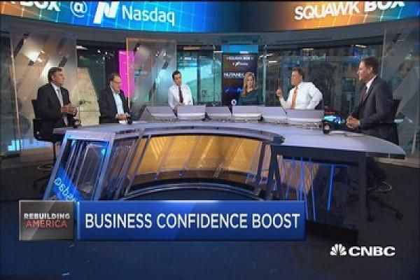 We're making infrastructure bets now: Emerson Electric CEO