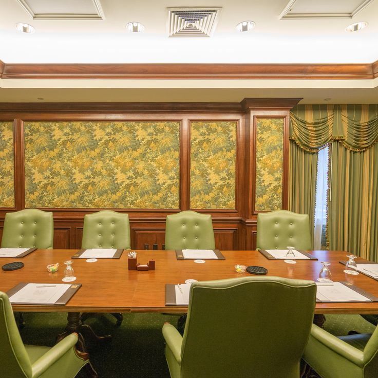 Rethink your corporate meeting spaces.