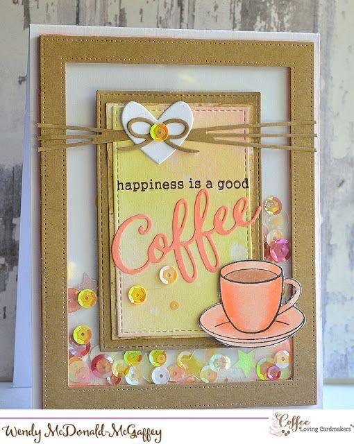 : Любители кофе BLOGHOP проснуться с Венди