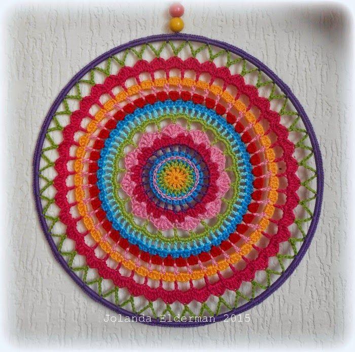 Jolanda's Crea-Blogg: Raamhanger