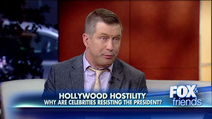 Stephen Baldwin: Hollywood Trump-Bashing Shows Their 'Disconnect' From Reality