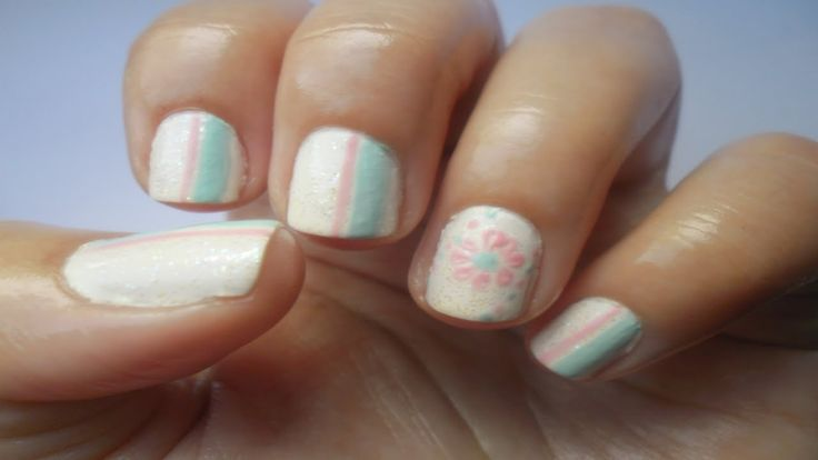 Simply Nails ▎❝Easter Manicure #1❞