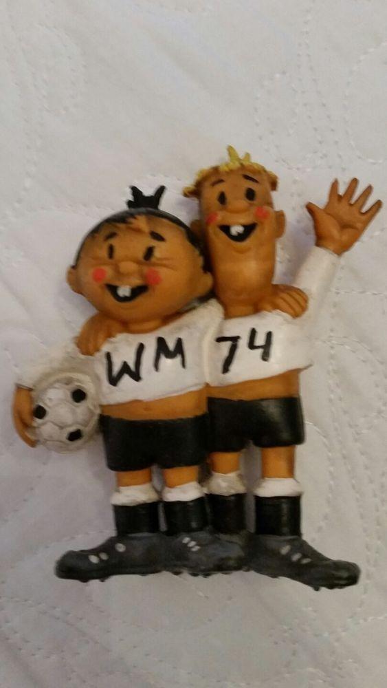 mascotte TIP & TAP WM 74 FIFA World CUP GERMANY  | eBay