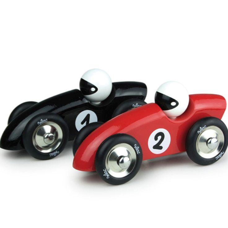 Competition Car #toy #vilac #wood #kids #LondonN1