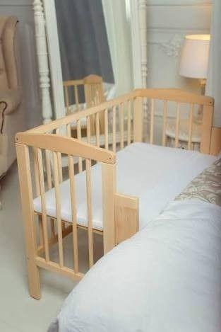 Bedside baby sleeper