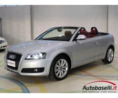 AUDI A3 CABRIOLET 2.0 TDI AMBITION S-TRONIC