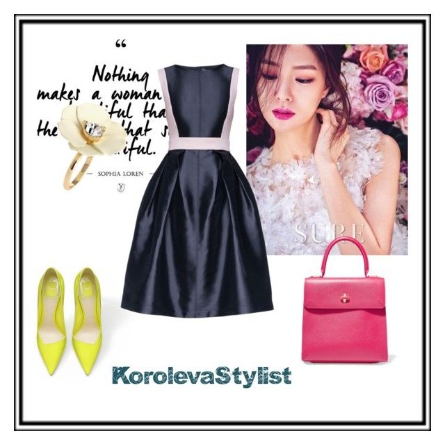 """""""For patty"""" by iran-88 on Polyvore featuring мода, Lattori и Charlotte Olympia"""