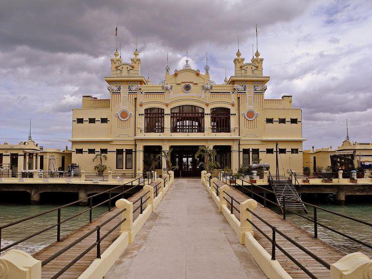 Stabilimento Balneare Mondello Palermo # Liberty