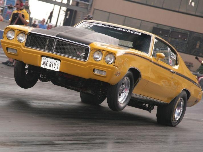 Buick Skylark GSX