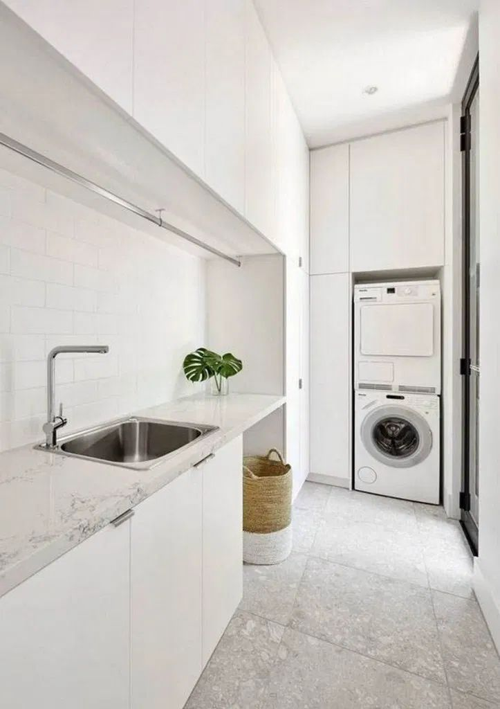 80 Best Laundry Room Decorating Ideas To Inspire You 5 In 2020