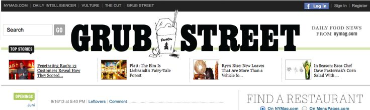 I like the thick letters of GRUB STREET, and also the illustration btwn words.