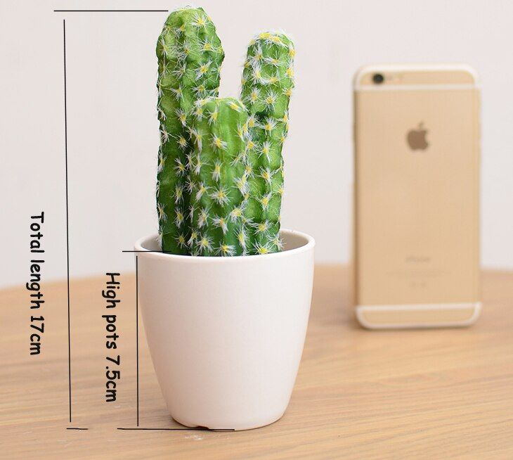 Artificial Succulent Plant Simulation Succulent Plant DIY Craft Green