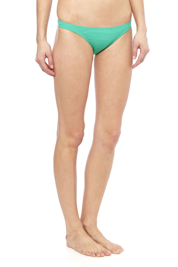 Classic bikini bottom made fromquick-drying, anti-pill, anti-bacterial and chlorine-resistant fabric.   Barkley Bottom by Flag Pole Swim. Clothing - Swimwear Dallas, Texas