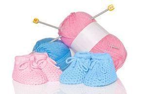 Strickanleitung für Babyschuhe für Anfänger bis S