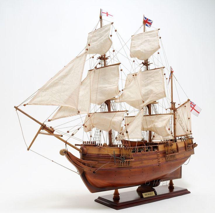 HMS Beagle Charles Darwin Ship  #tallship #charlesdarwin #shipmodel