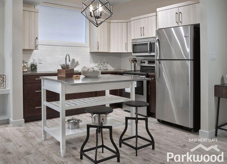 Custom Home Designs | Fine Home Building | Bi-level | Edmonton neighbourhoods | Parkwood Master Builder