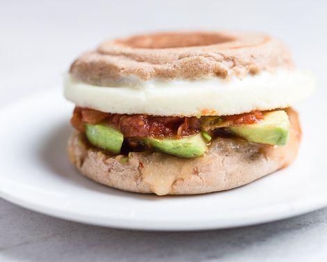 Southwestern Breakfast Muffin