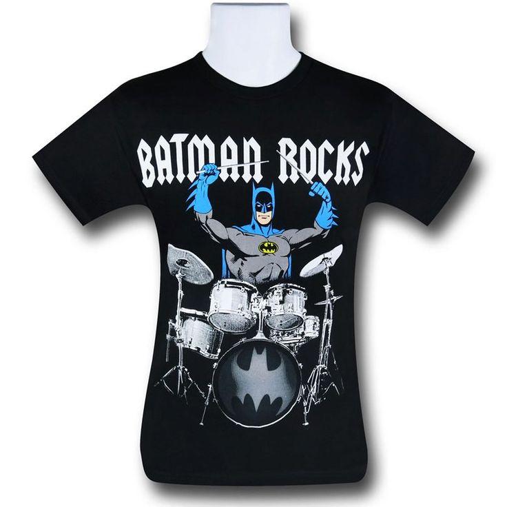 Batman Rocks T-Shirt