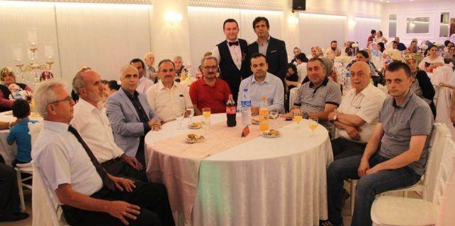 Vali Karahan, Vakıf Müdürünü En Mutlu Gününde Yalnız Bırakmadı