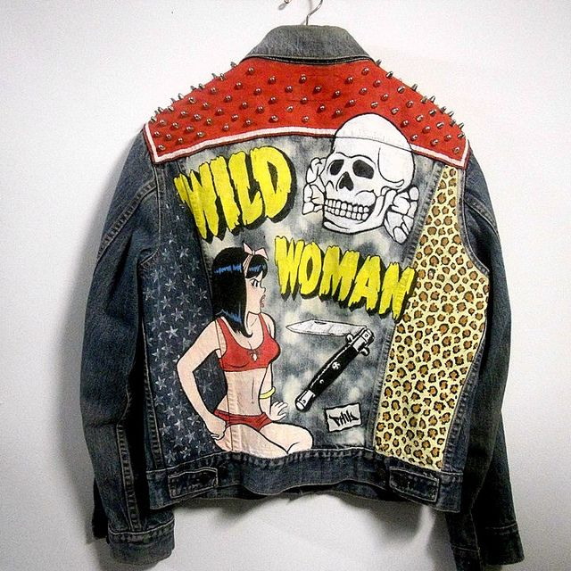 'Wild woman' ....it's love