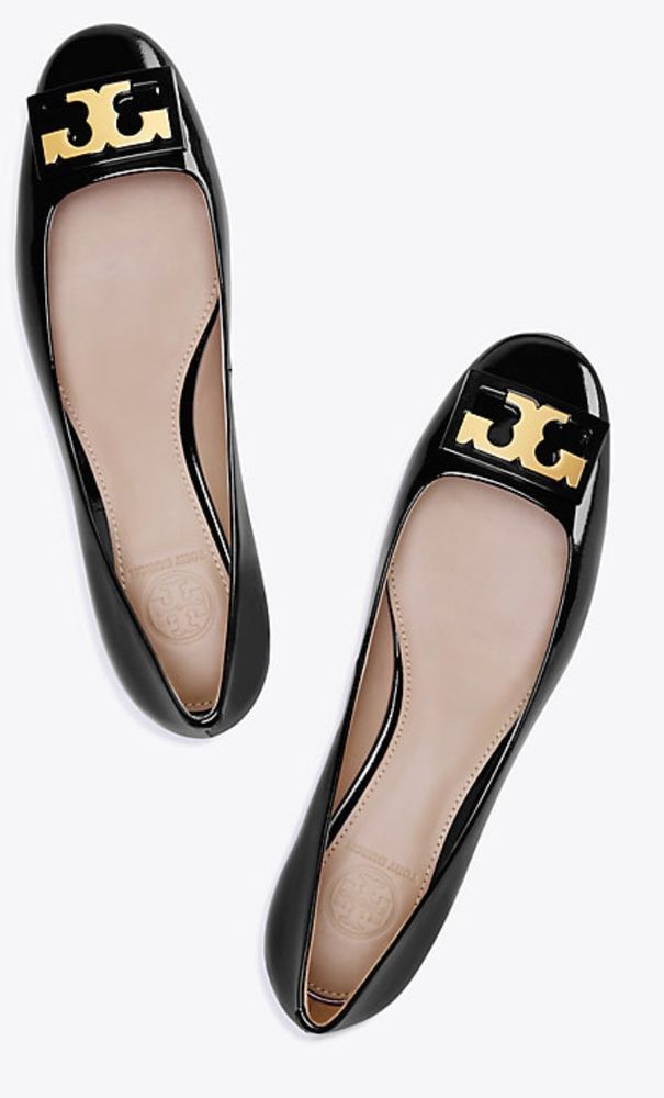 868937dbef20c Brand New Tory Burch Patent Leather Gigi Pump Black Size US 9.5  fashion   clothing