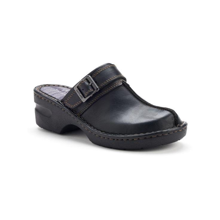 Eastland Mae Women's Clogs, Size: medium (9.5), Black