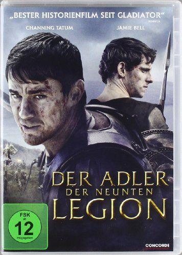 Der Adler der neunten Legion * IMDb Rating: 6,2 (34.423) * 2011 UK,USA * Darsteller: Channing Tatum, Jamie Bell, Donald Sutherland,