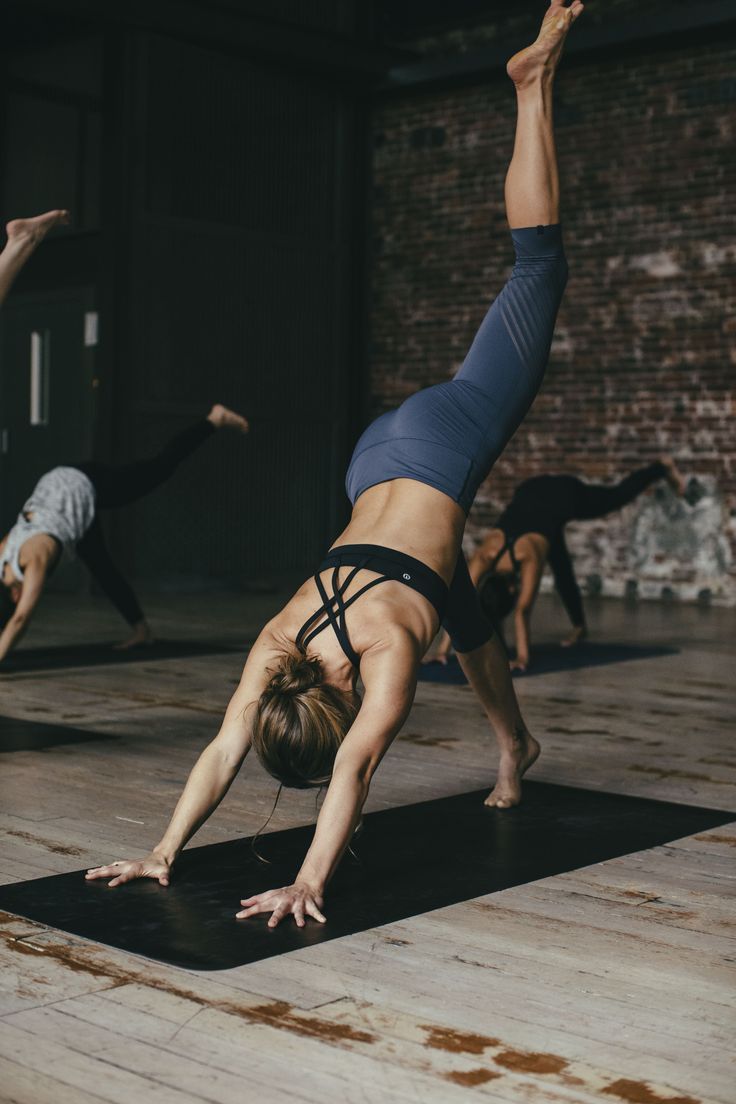 Energy bra: breathe (and sweat!) easy in this Sun Salutation-approved yoga bra.