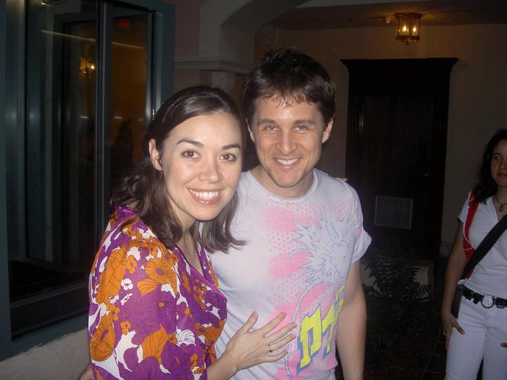 Gallery - Category: NarutoTrek 2009 - Image: Tara Platt and Yuri Lowenthal