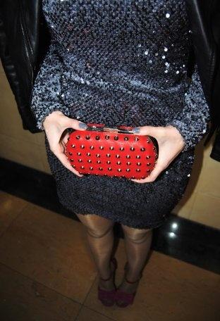 Bolso Rojo Valentino   Blanco , Otoño-Invierno 2013. En el armario de lapetiteblonde desde el 2-1-2013