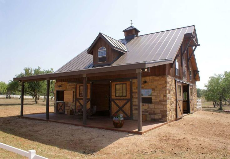 These Beautiful 'Barn Apartment' Homes Are Growing In Popularity In Texas