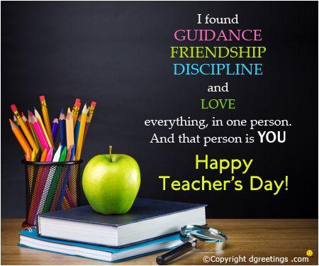 Teacher's Day Cards 4