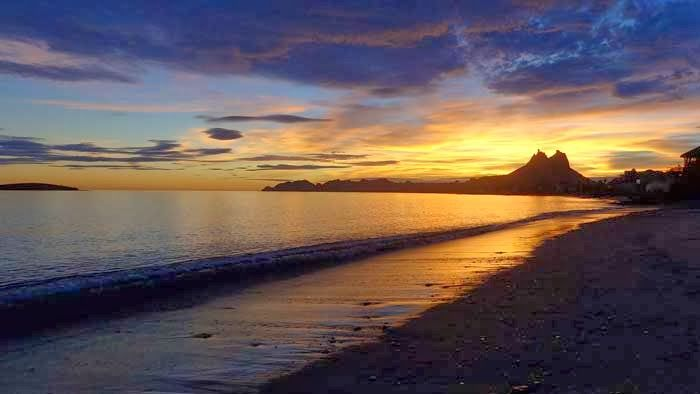san carlos sonora mexico images | The Golden Years: Sunrise - Sunset San Carlos…