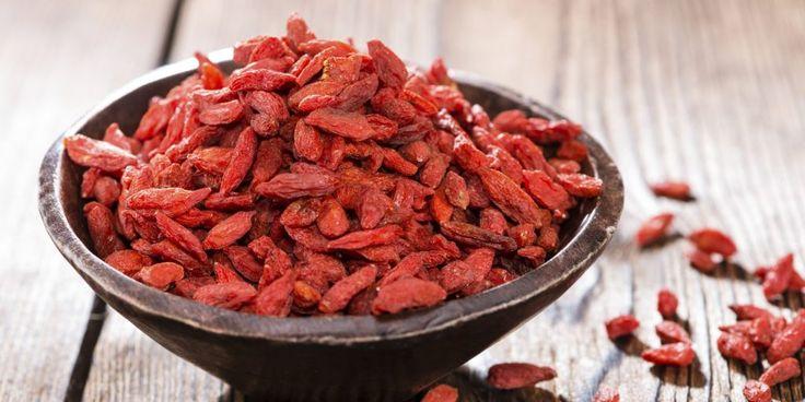 Best food for erectile dysfunction - goji berries