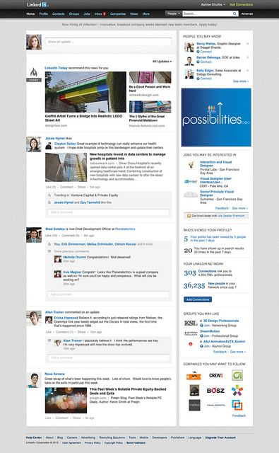 LinkedIn Rolls Out Refreshed Homepage, Now Offering Quick Access to Relevant Info