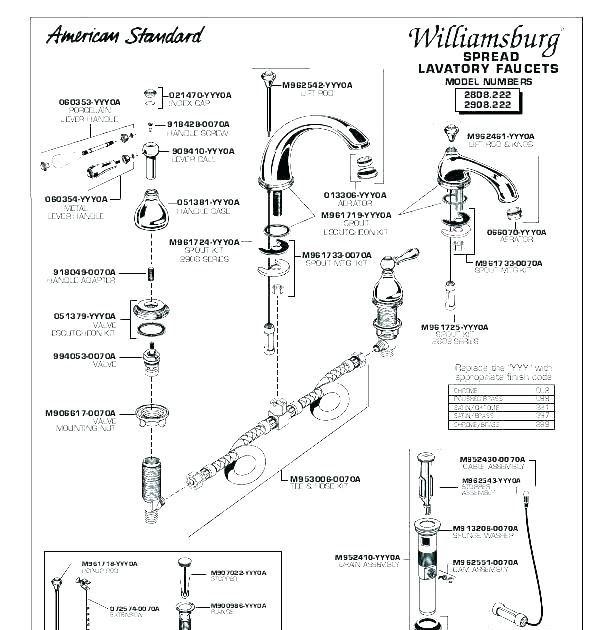 Aquasource Faucet Repair Parts Di 2020
