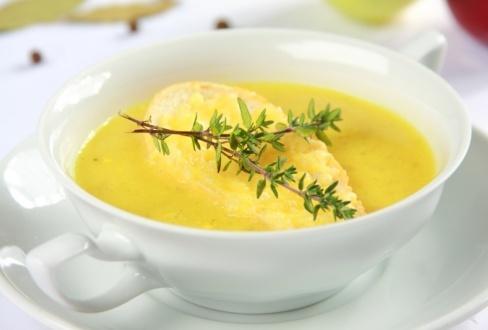 Zupa cebulowa - przepis z portalu przepisy.pl