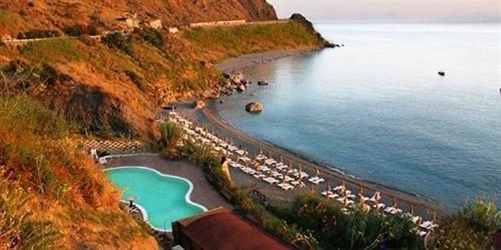Villa Ridente, San Giorgio di Gioiosa Marea, Sicília pláže - najlepších pláží v Sicília, Taliansko
