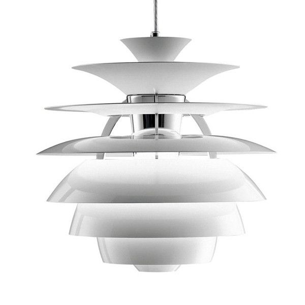 PH Snowball Pendant by Louis Poulsen Designer: Poul Henningsen (PH). $2,650 USD Retail.