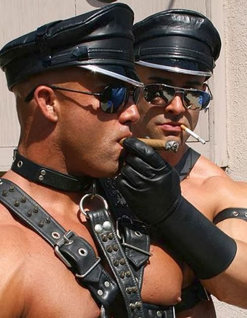Gay Bdsm Leather 45