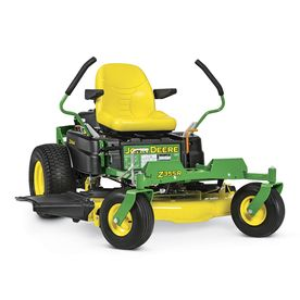 John Deere Z355r 22-Hp V-Twin Dual Hydrostatic 48-In Zero-Turn Lawn Mo