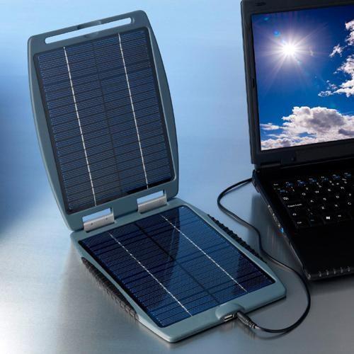 Solární záložní nabíječka Solargorilla - pro notebooky/netbooky/mt/PDA/GPS/MP3  -  405450  -  PPW-020  -  Powertraveller