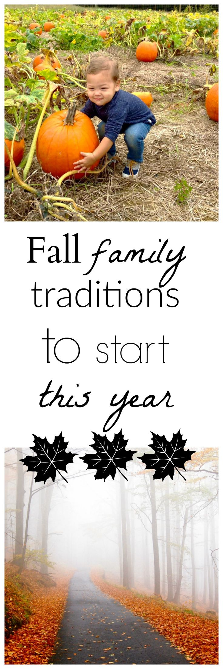 Fall Family Bucket List. Fall family traditions to start this year. Check out our fall bucket list!